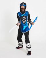 blueBlue Ninja Costume