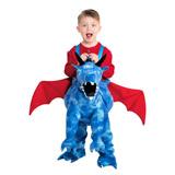 blueDragon Walk In Costume