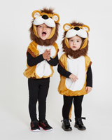 lionLion Plush Costume