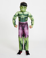 green Hulk Costume