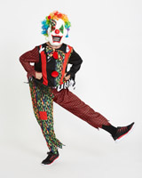 multi Clown Costume