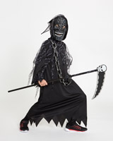 black Grim Reaper Costume