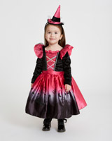 pinkBright Witch Costume