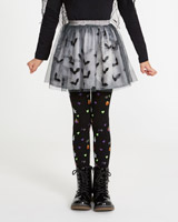 black Bat Tutu Skirt