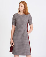 port Carolyn Donnelly The Edit Check Dress