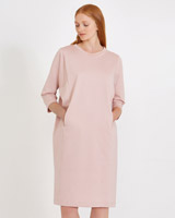 rose Carolyn Donnelly The Edit Sweater Dress