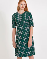 print Carolyn Donnelly The Edit Geo Print Dress