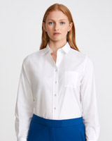 white Carolyn Donnelly The Edit Classic Shirt