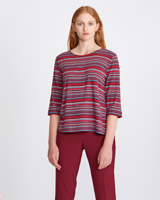 stripe Carolyn Donnelly The Edit Stripe Top