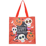 orange Woven Treat Bag