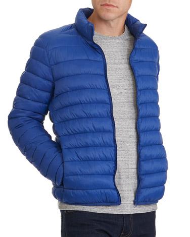blueSuperlight Funnel-Neck Jacket