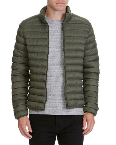 greenSuperlight Funnel-Neck Jacket