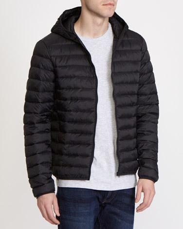 blackSuperlight Hooded Jacket