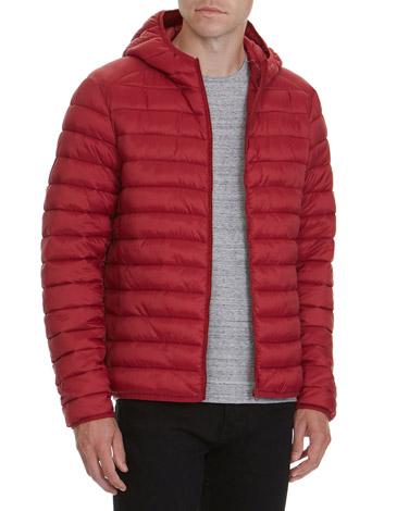 redSuperlight Hooded Jacket