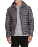 grey Superlight Hooded Jacket