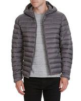 greySuperlight Hooded Jacket