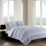 grey Portland Duvet Cover