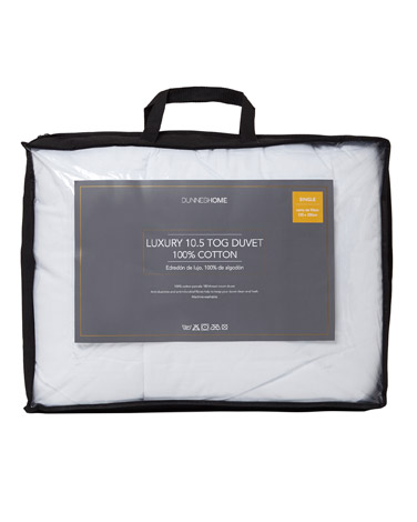 10.5 Tog Luxury Duvet - Single