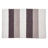 greyWide Stripe Mat