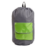 grey Laundry Backpack