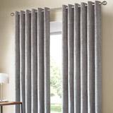 greyVelour Curtains