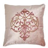 pinkBeaded Romance Cushion