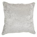 greyCrushed Velvet Cushion