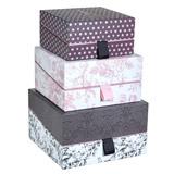 multiParis Square Tab Box
