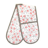floral Floral Double Oven Glove