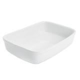 whiteGratin Dish