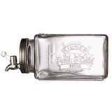clear Kilner Fridge Drink Dispenser