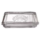 clearKilner Butter Dish