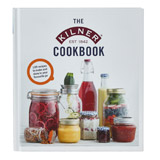 white Kilner Cookbook