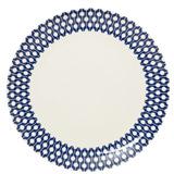 blueHamilton Dinner Plate