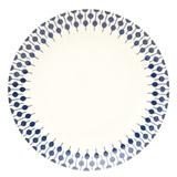 blueHamilton Side Plate
