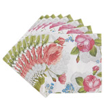 flower Fashion Napkins