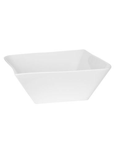 Tempo Large Square Bowl