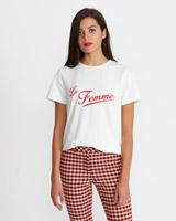 off-whiteSavida La Femme T-Shirt