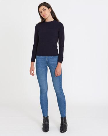 denimSavida Classic Five Pocket Jeans