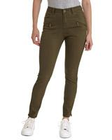 khakiJessie Moto Skinny Jeans