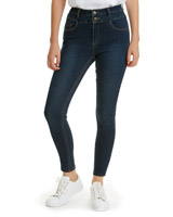 mid-wash Chloe Skinny Fit Jeans