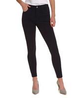 navyFive Pocket Ponte Skinny Trousers