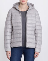 light-grey Superlight Hooded Jacket
