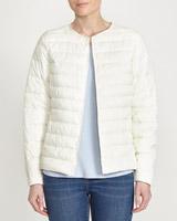 winter-whiteSuperlight Collarless Jacket