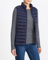 navy Superlight Gilet