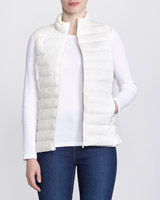 winter-white Superlight Gilet