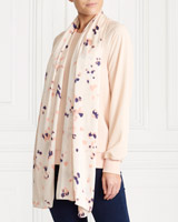 blush Gallery Animal Scarf