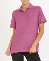 berry-marlClassic Pique Polo Shirt
