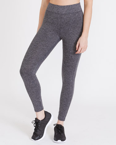 charcoal Core Performance Leggings