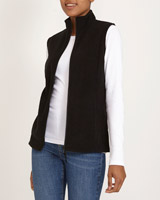 black Fleece Gilet